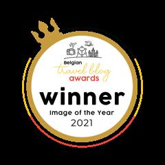 Belgian Traval Blog Awards - Winner Image of the Year